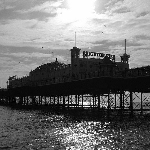 CC By 2.0 mac_ivan Brighton Pier