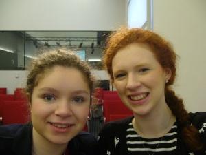 Chloe & Caroline