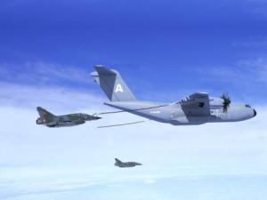 Air-to-air refuelling is something the European Defence Agency has been working on under its 'Pooling and Sharing' programme. Credit: European Defence Agency