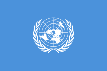 Flag of the United Nations cc Wilfried Huss / Anonymous