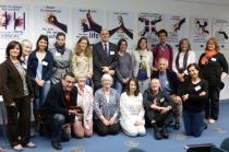 Study Tour at ECHR blur