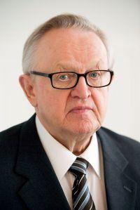 Martti Ahtisaari, Nobel peace laureate