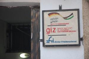 German peace service