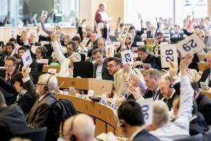 CoR 111th plenary EU Tim De backer