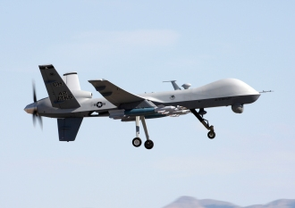 A US military drone
