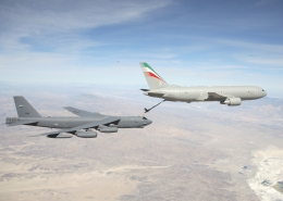 Air-to-air refuelling, one of the EU's priorities for military technology development Photo credit: US Air Force