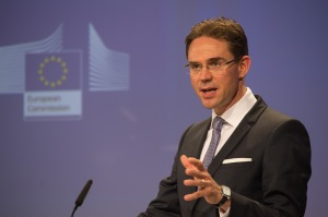 Jobs, growth and competitiveness Commissioner, Jyrki Katainen. Photo Creidt: European Commission Audiovisual Services