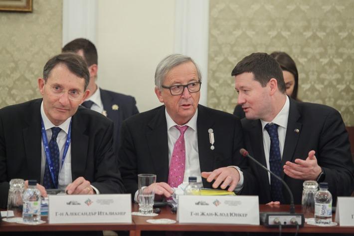 Selmayr blog 2 credit - Bulgarian Presidency of the EU 2018
